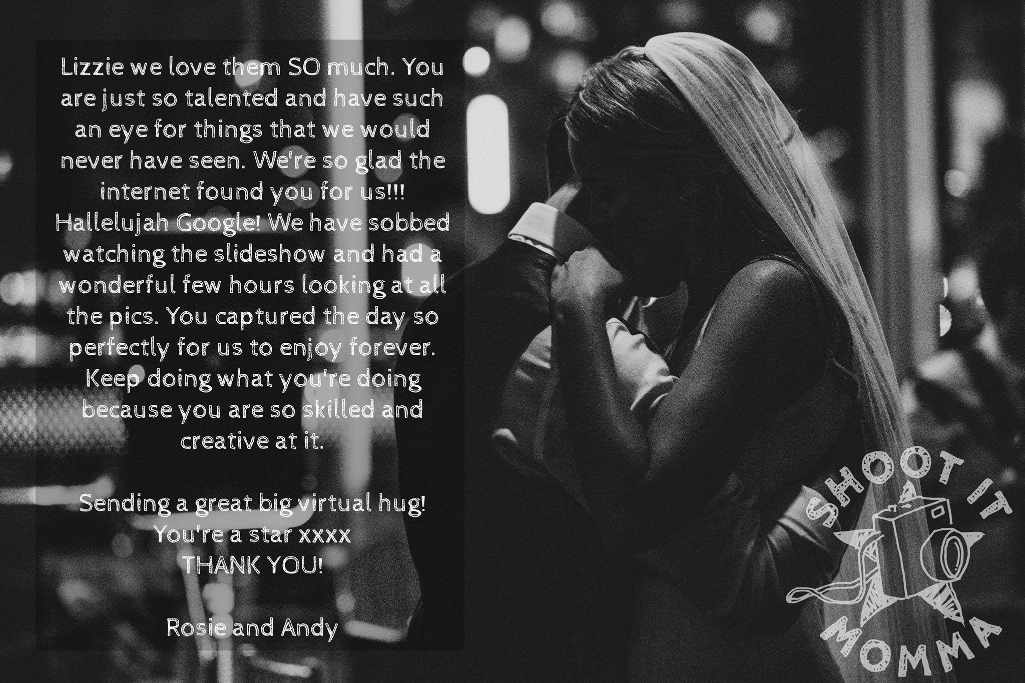 Rosie & Andy