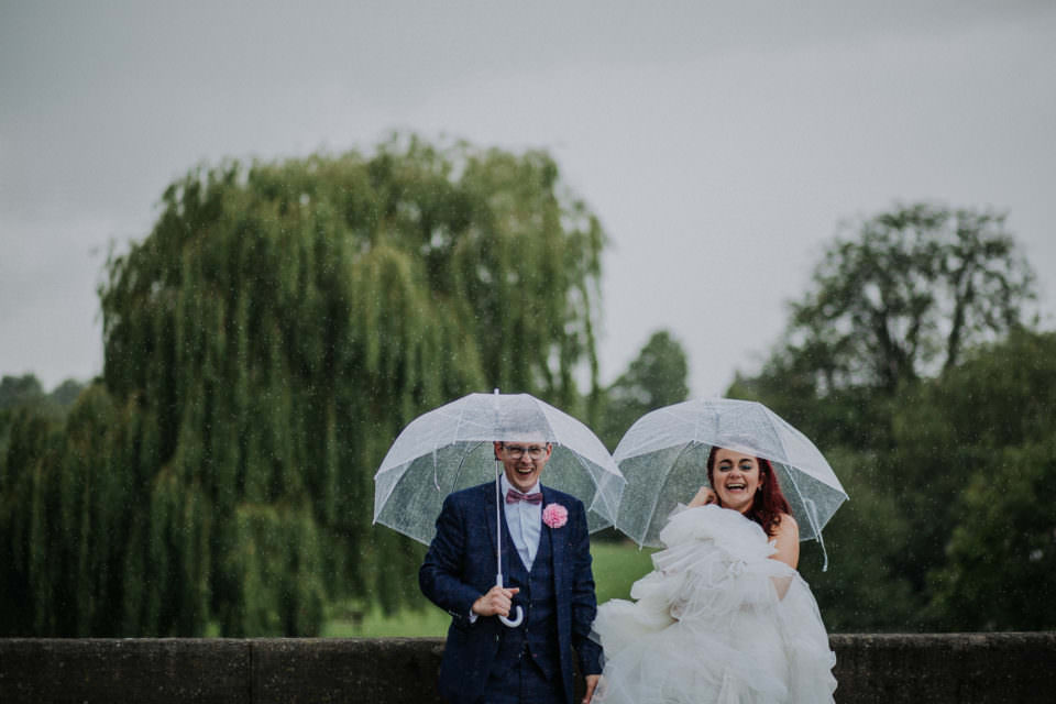 Rainy Stamford Wedding